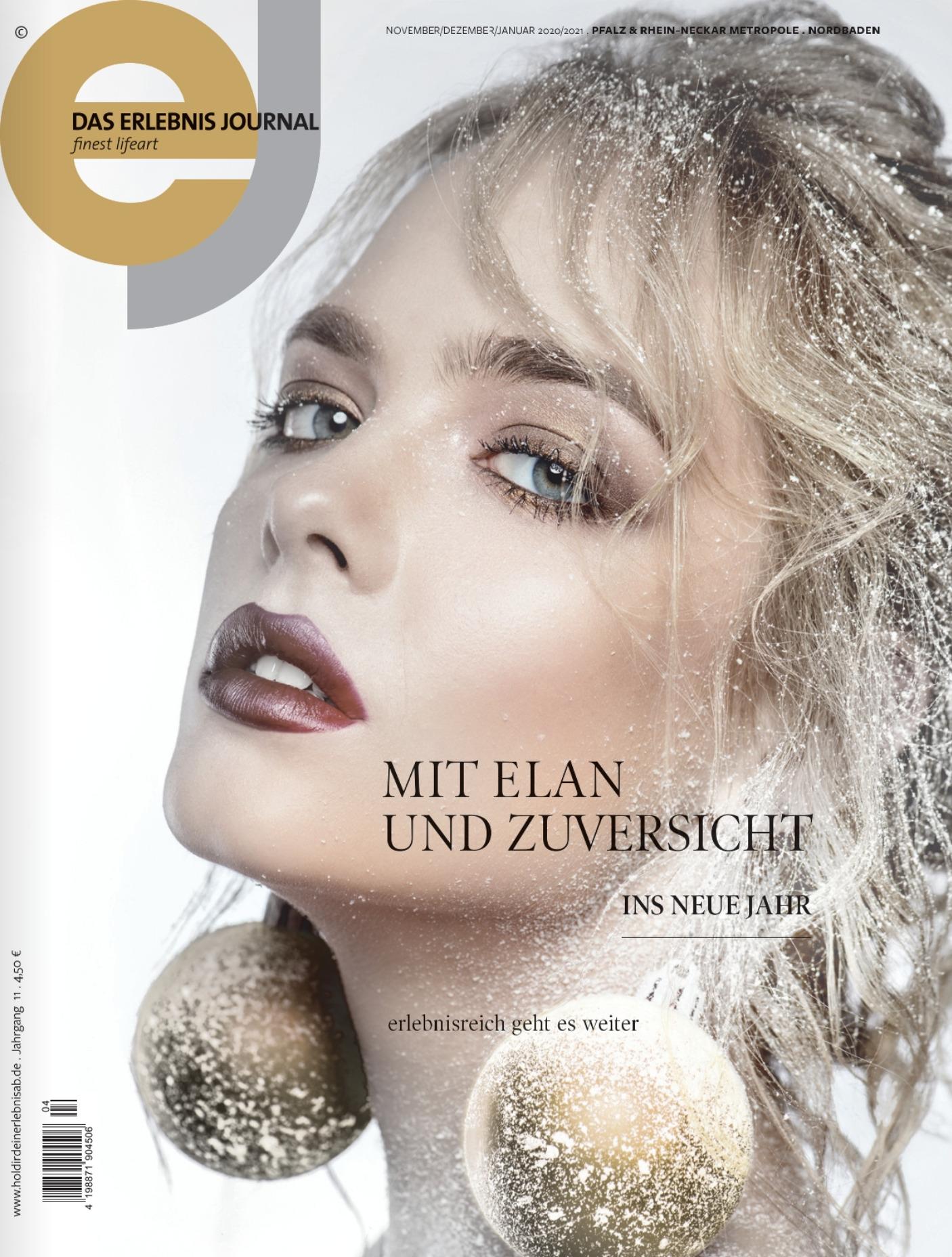 """The Unterpetersbächlerhof in """"Das Erlebnis Journal"""""""